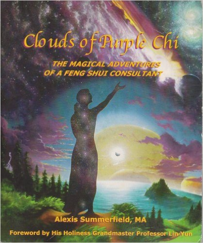 Clouds of purple Chi by Alexis Summerfield