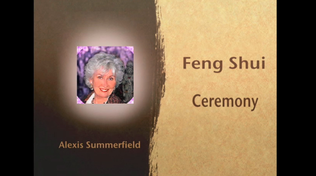 Feng Shui Ceremony