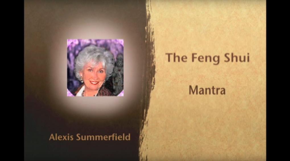 Feng Shui Mantra