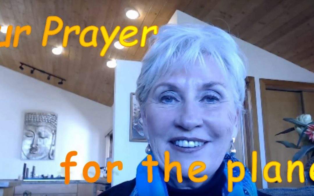 Prayer for the planet