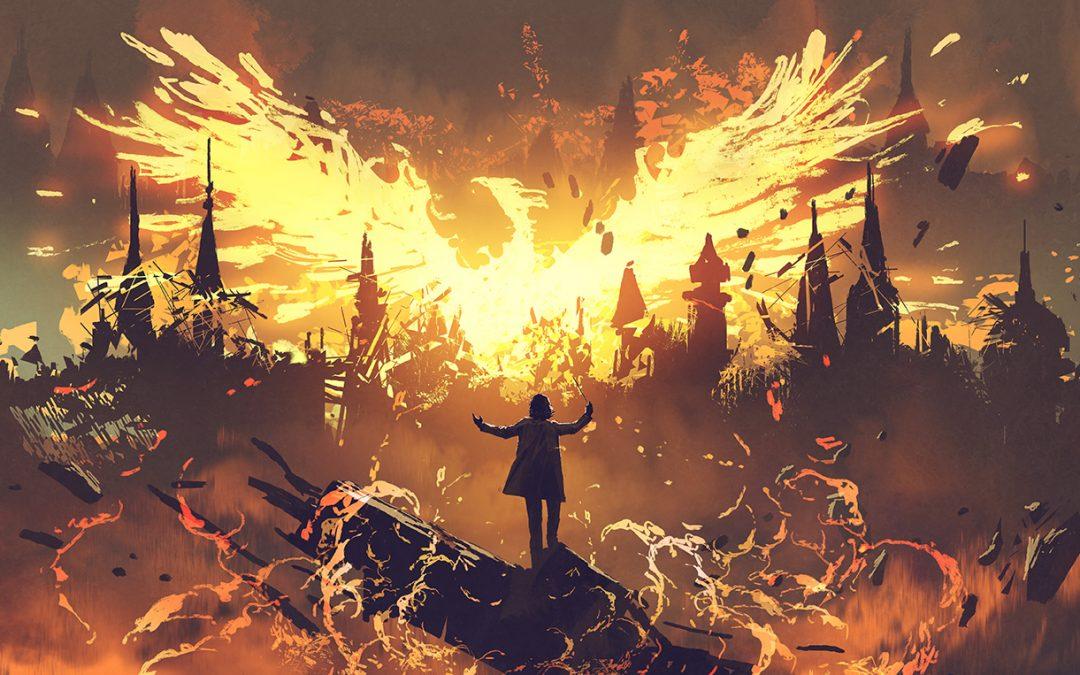 Phoenix Rising!
